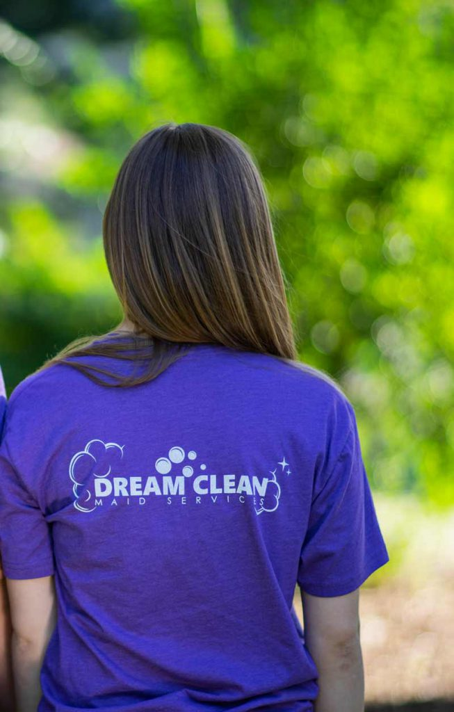 Dream Clean Shirt and Logo